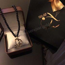 گردنبند طلا با اسم شهرزاد