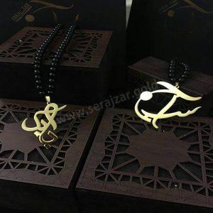 گردنبند طلا بابک