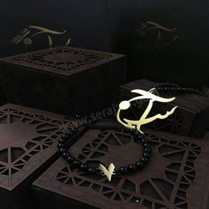 دستبند طلا عدد ۷