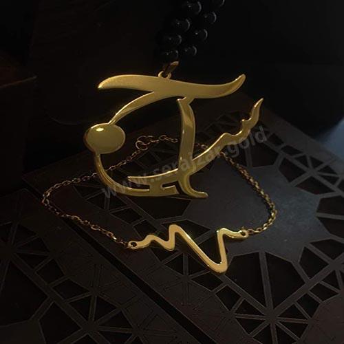 گردنبند طلا فانتزی