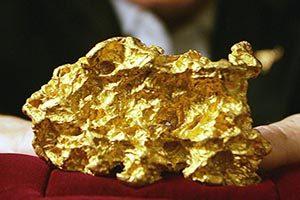 استخراج فلز گرانقیمت طلا