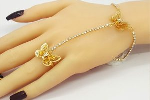 انواع دستبند طلا