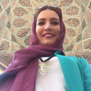 گردنبند سرکار خانم متین ستوده