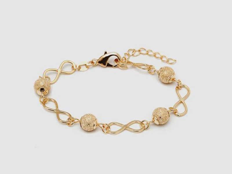 دستبند طلای زنجیری