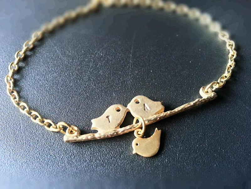 دستبند پرنده