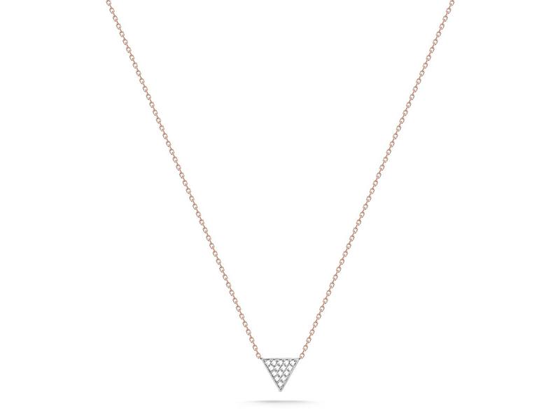 خرید گردنبند مثلث