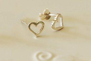 گوشواره قلب