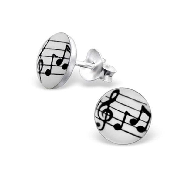 گوشواره نت موسیقی
