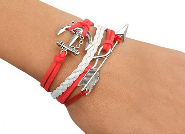 ترکیب کردن چند دستبند باهم