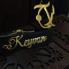 دستبند طلا لاتین کیوان