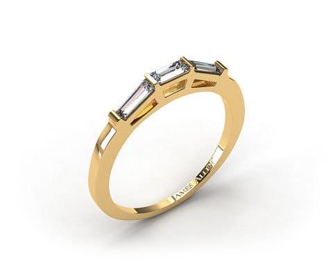 انتخاب بهترین حلقه ازدواج طلا زرد