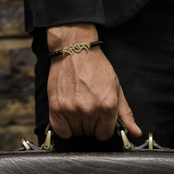 دستبند طلا سمیرا